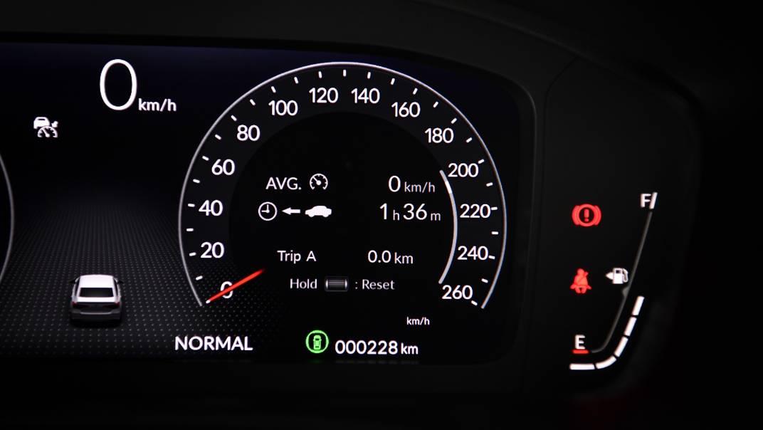2022 Honda Civic Upcoming Version Interior 047