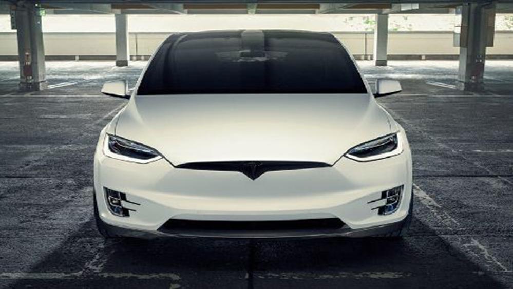 Tesla Model X 2019 Exterior 005