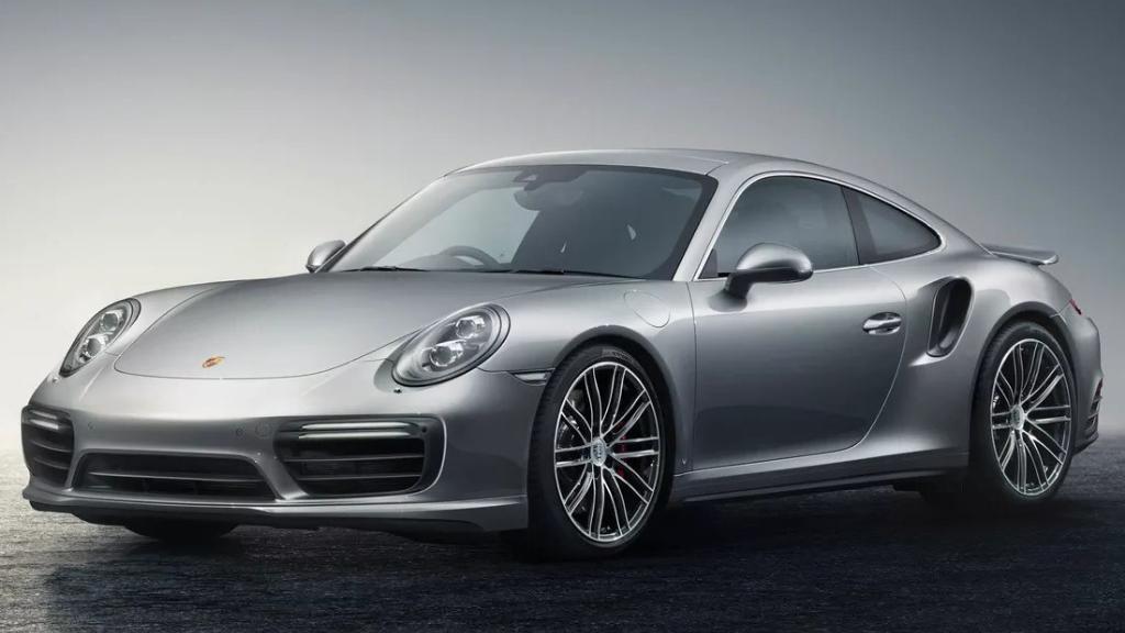 Porsche 911 2019 Exterior 071