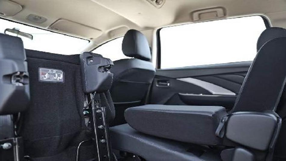 Mitsubishi Xpander Cross 2020 2020 Interior 007