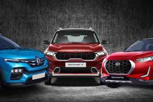 Berat Lawan Raize-Rocky, Renault Kiger Lebih Pede Hadapi Nissan Magnite dan KIA Sonet?