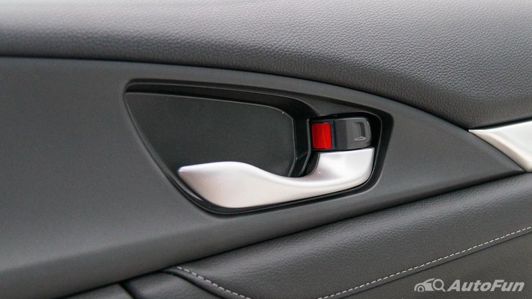 Honda Civic 2019 Interior 054