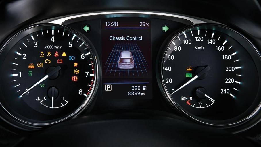 Nissan X Trail 2019 Interior 004