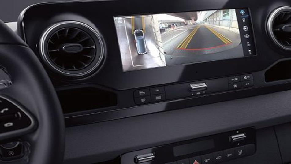 Mercedes-Benz Sprinter 2019 Interior 003
