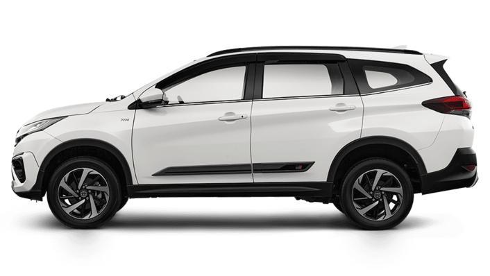 2021 Toyota Rush 1.5 S A/T GR Sport Exterior 008