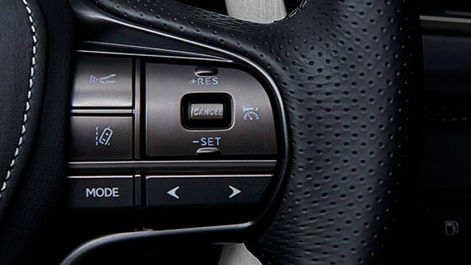 Lexus LC 2019 Interior 004