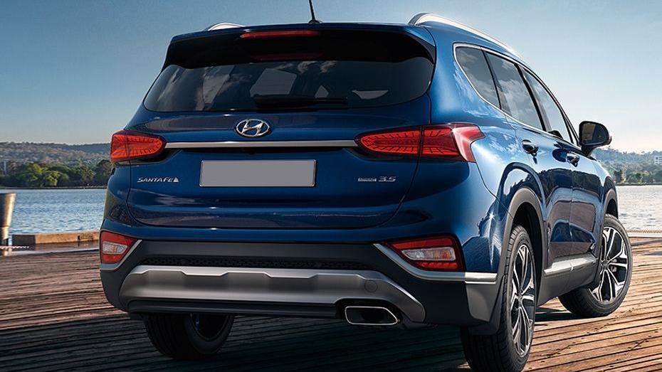 Hyundai Santa Fe 2019 Exterior 018