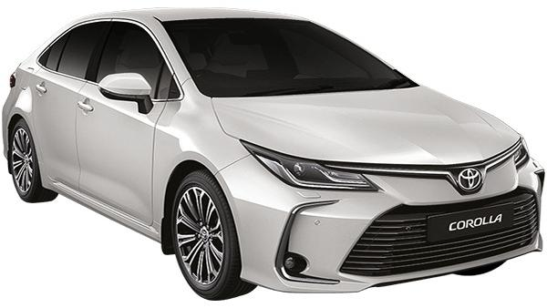 Toyota Corolla Altis 2019 Others 022
