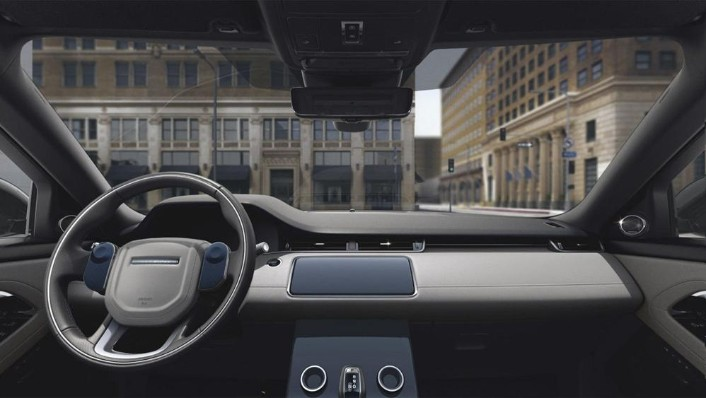 Land Rover Range Rover Evoque 2019 Interior 001