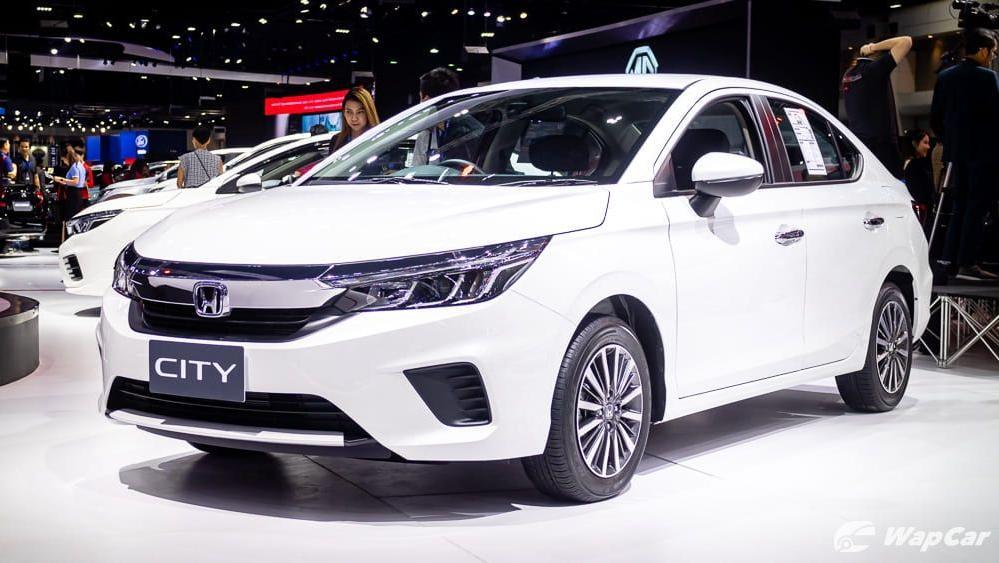 Honda City 2019 Exterior 104
