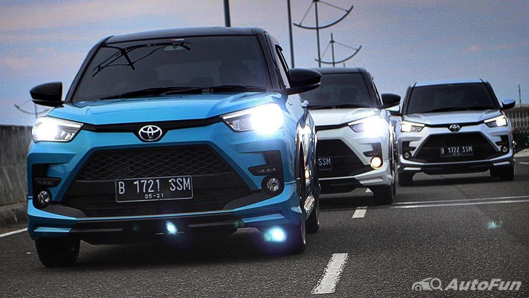 2021 Toyota Raize Exterior 066