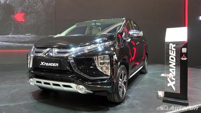 2021 Mitsubishi Xpander Exterior 001