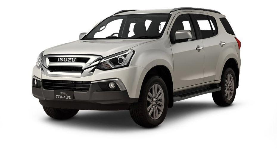 Isuzu MU-X 2019 Others 001