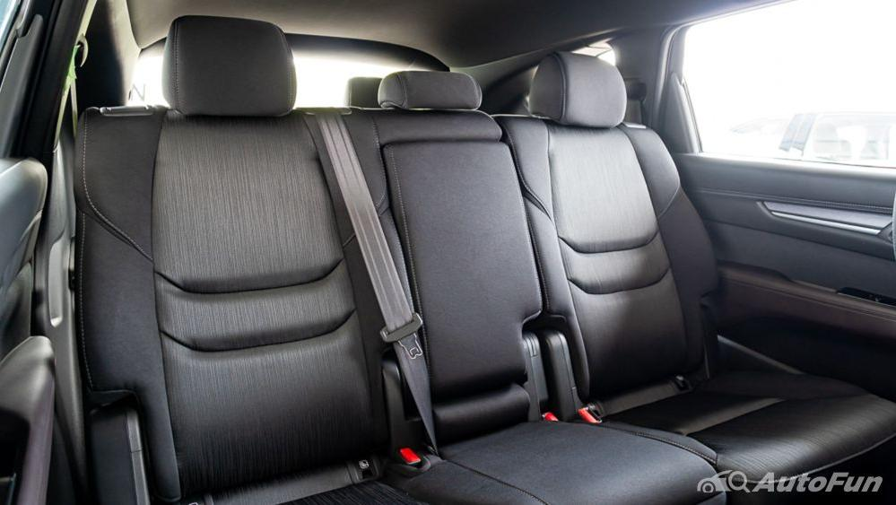 Mazda CX 8 2019 Interior 024