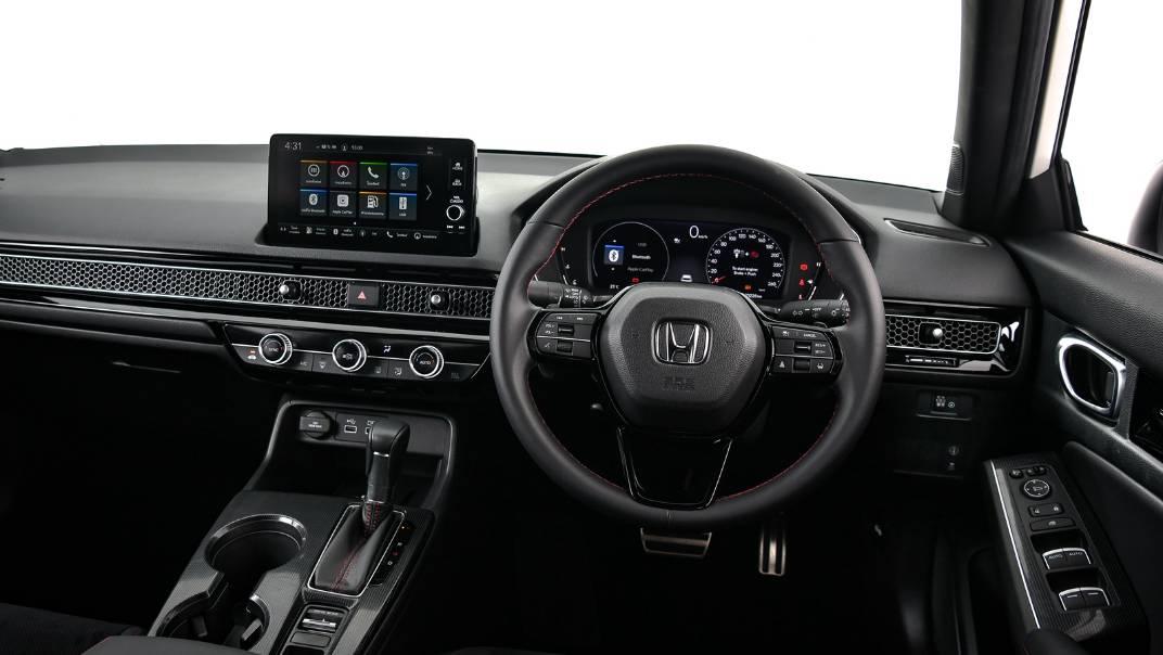 2022 Honda Civic Upcoming Version Interior 004