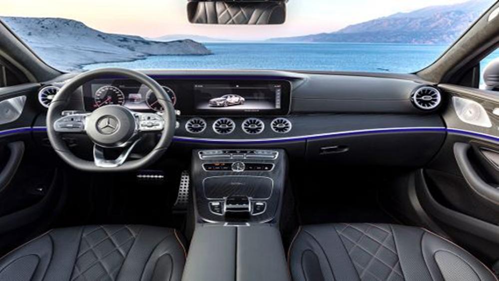 Mercedes-Benz CLS-Class 2019 Interior 001