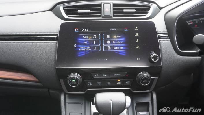 2021 Honda CR-V 1.5L Turbo Prestige Interior 004