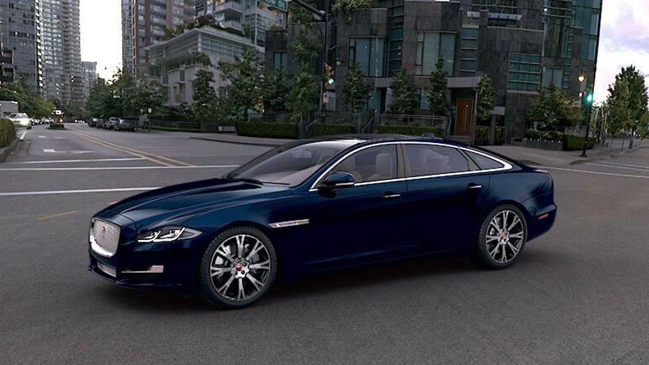 Jaguar XJ 2019 Exterior 001