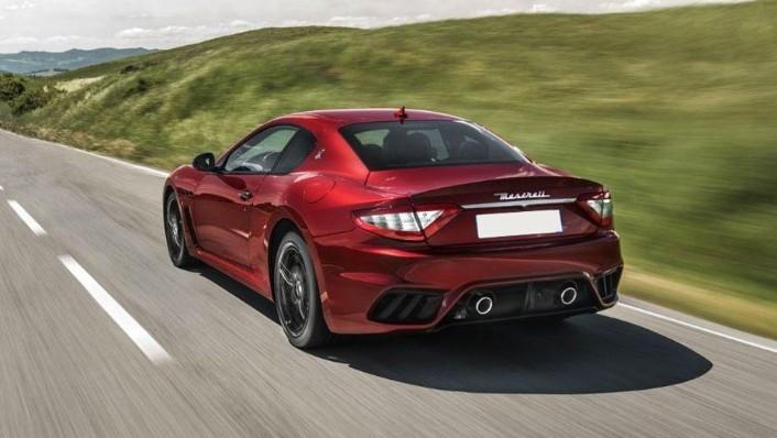 Maserati Granturismo 2019 Exterior 006