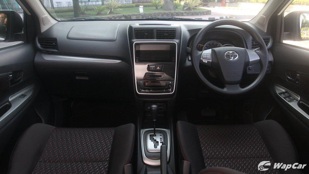 Toyota Avanza 2019 Interior 001