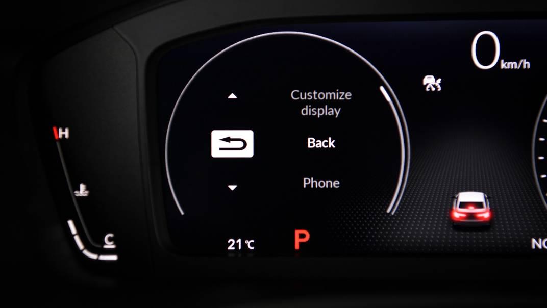 2022 Honda Civic Upcoming Version Interior 043