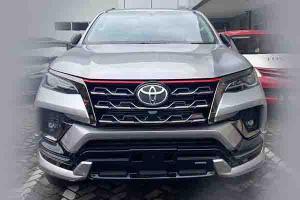 Ingin Beli Toyota Fortuner 2021 Secara Kredit? Berikut Simulasi Cicilannya