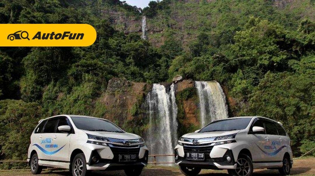 Daihatsu Xenia 2021 di Indonesia Rayakan Sweetseventeen, Kini Tidak Lagi MPV Terlaris 01