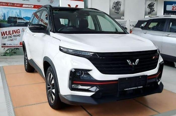 Wuling Almaz RS 2021