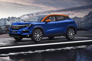 SUV Kecil Honda Pesaing Toyota Raize Rilis Tahun Depan, Pakai Mesin City Hatchback