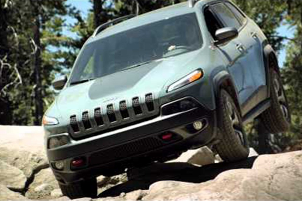 Overview Mobil: Mengetahui daftar harga terbaru dari Jeep Cherokee Trailhawk AWD 01