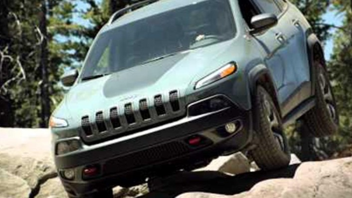 Jeep Cherokee 2019 Exterior 001