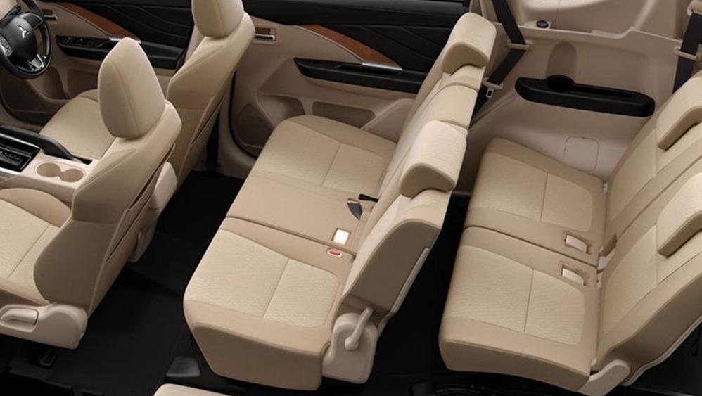 Mitsubishi Xpander 2019 Interior 005