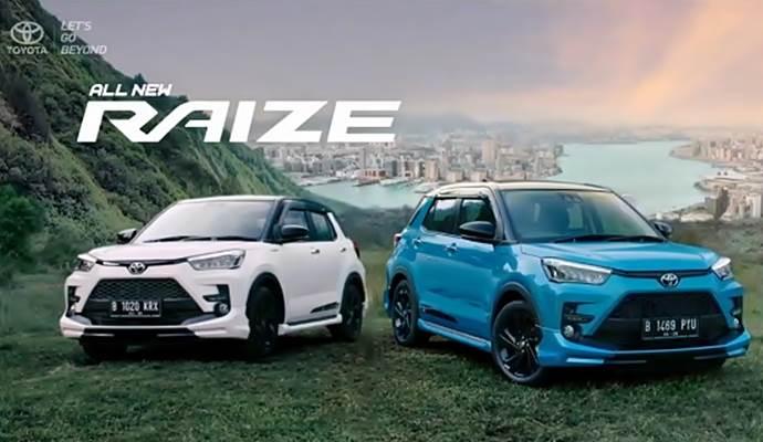 Duet Pendatang Baru Toyota Raize dan Daihatsu Rocky, Mana yang Paling Laris? 02