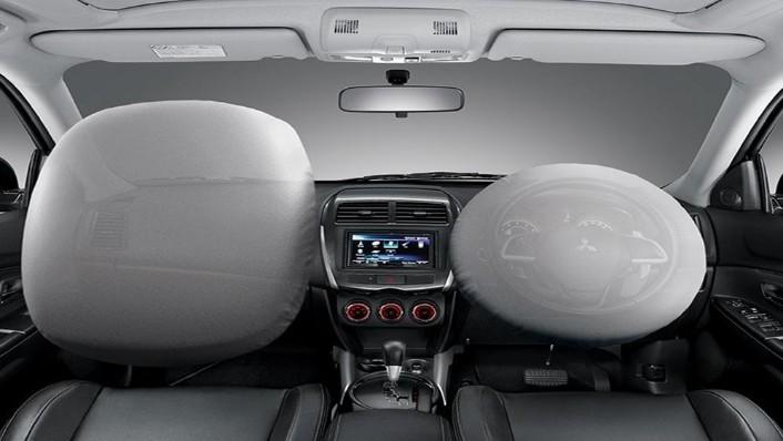 Mitsubishi Outlander Sport 2019 Interior 002