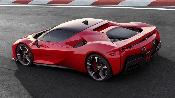 Ferrari SF90 Stradale 2019 Exterior 005