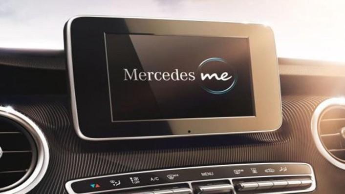 Mercedes-Benz V-Class 2019 Interior 008