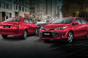 Resmi Naik Bulan Ini, Segini Jadinya Harga Baru Sedan Toyota Vios dengan Diskon PPNBM