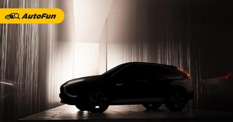 Mitsubishi Pamer Siluet Eclipse Cross Baru, Bakal Lahir dengan Mesin PHEV 01