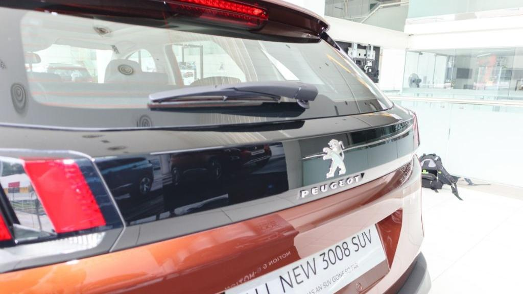 Peugeot 3008 2019 Exterior 017