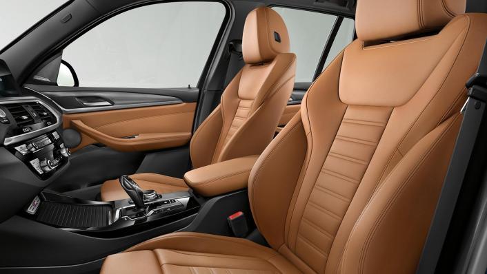BMW X3 M Interior 003