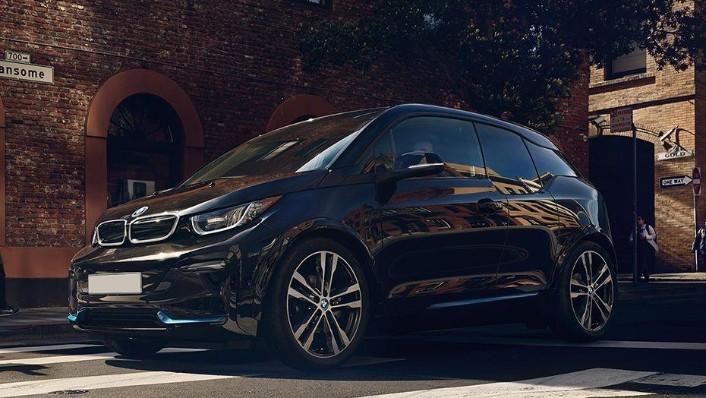 BMW I3s 2019 Exterior 007