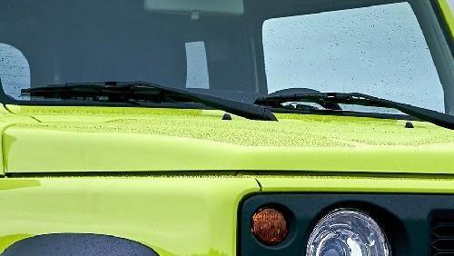 Suzuki Jimny 2019 Exterior 008