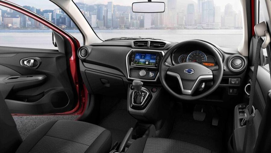 Datsun GO 2019 Interior 001