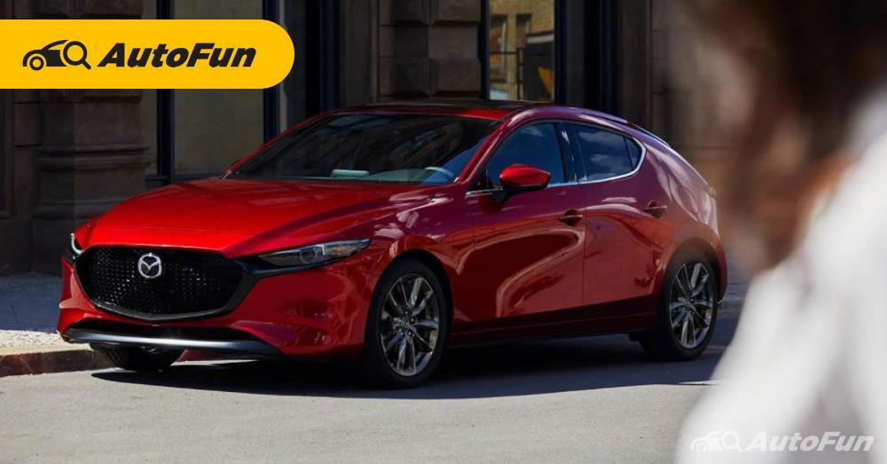 Review Mazda 3 2020: Andalan Mazda yang Sensual dan Bertenaga 01