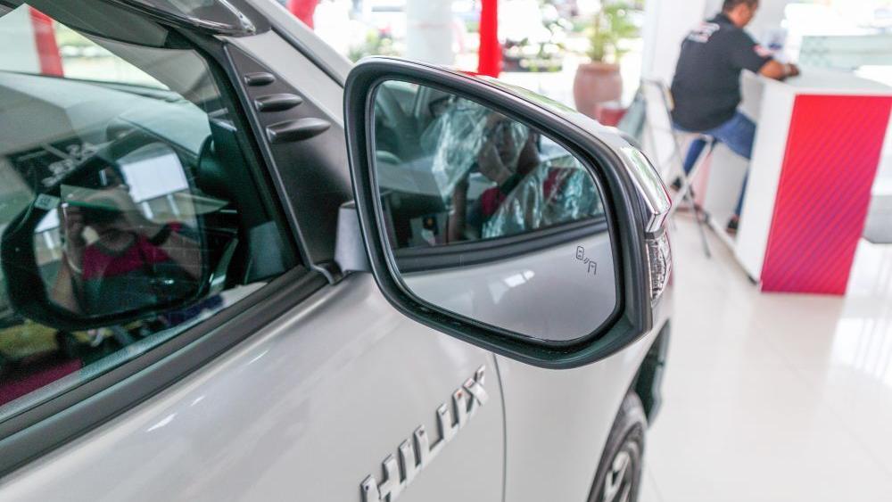 Toyota Hilux 2019 Exterior 022