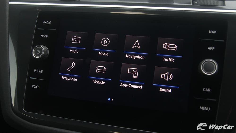 Volkswagen Tiguan 2019 Interior 018