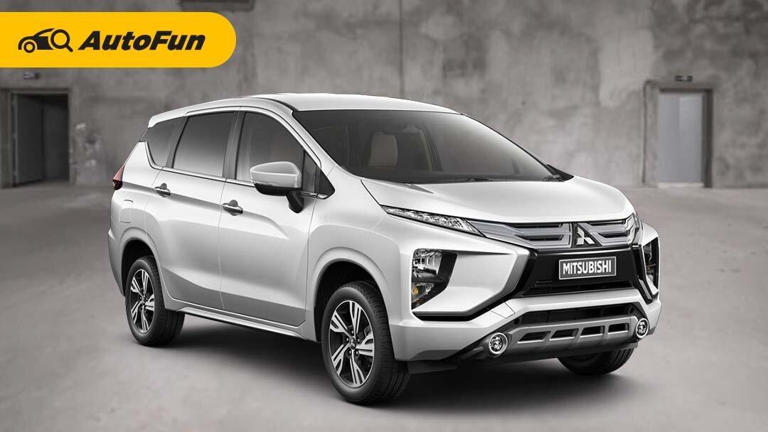 Selain Xpander, Ini Model Mitsubishi Terlaris Lainnya Selama Juni 2021 01
