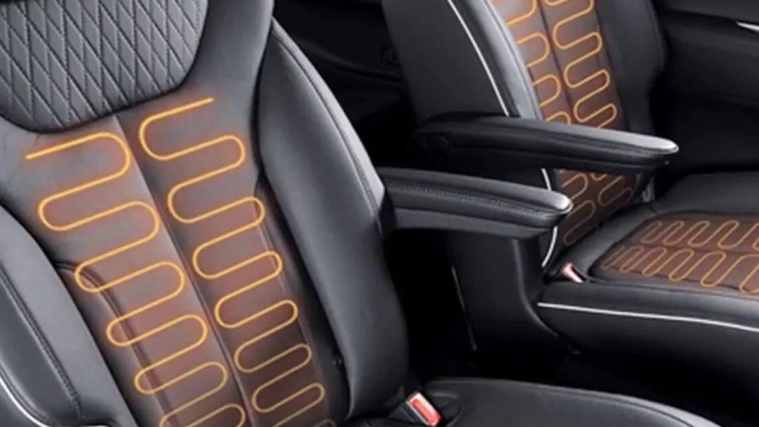 2021 Hyundai Palisade Interior 009