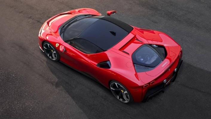 Ferrari SF90 Stradale 2019 Exterior 009