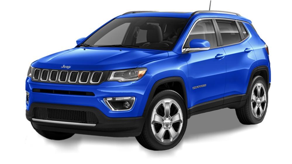 Jeep Compass 2019 Exterior 012